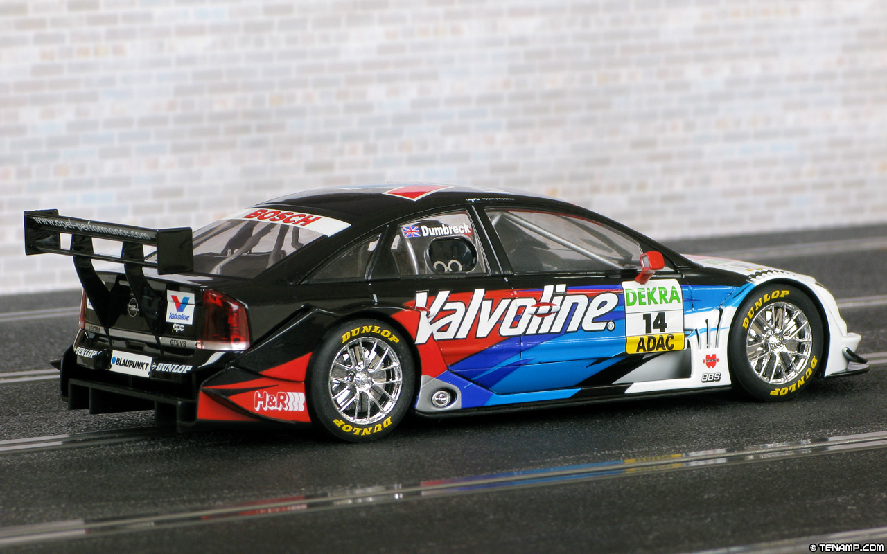 Scalextric C2685 Opel Vectra GTS V8 DTM - #14 Valvoline