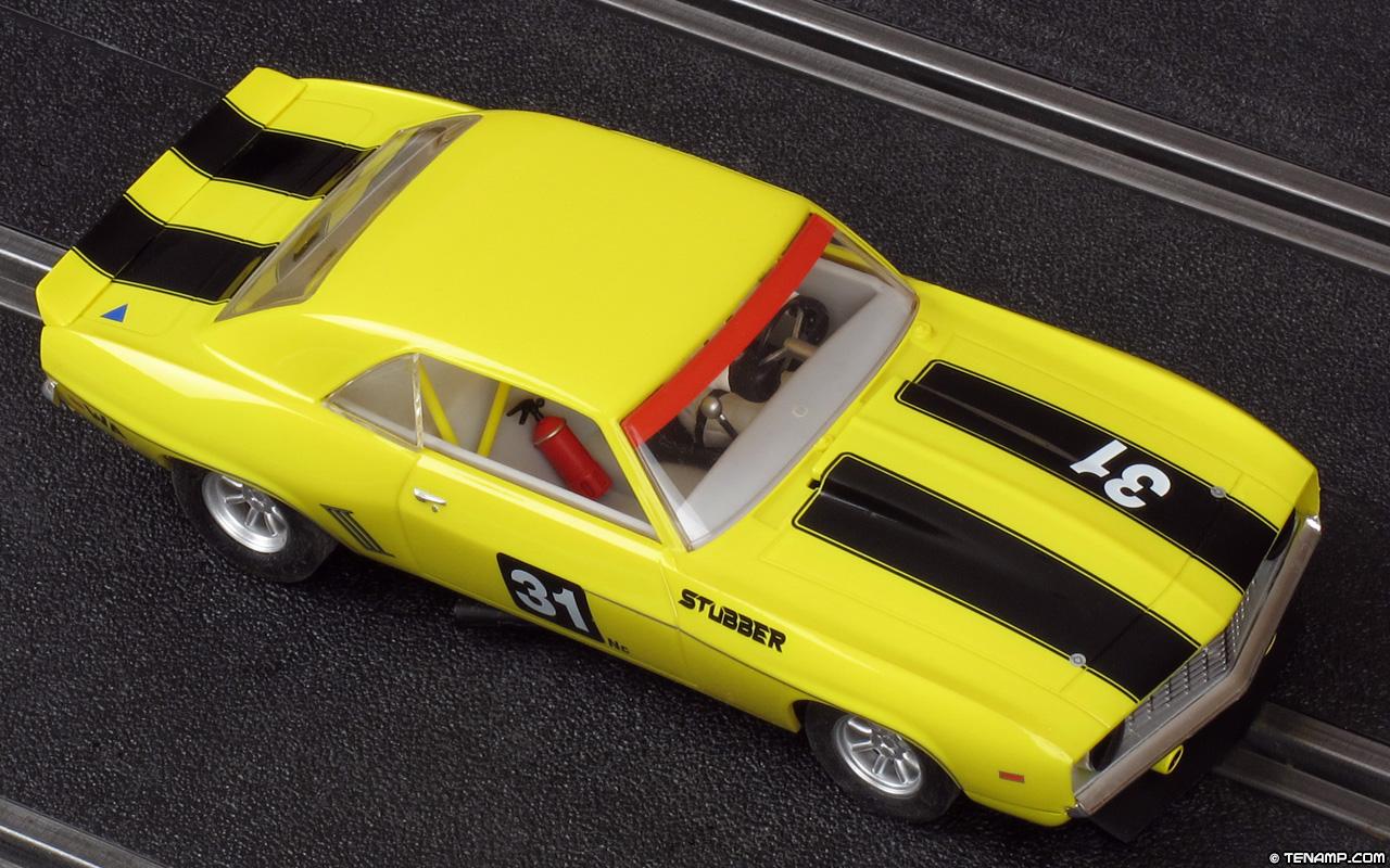 Scalextric C2759 - 1969 Chevrolet Camaro. #31 Paul Stubber