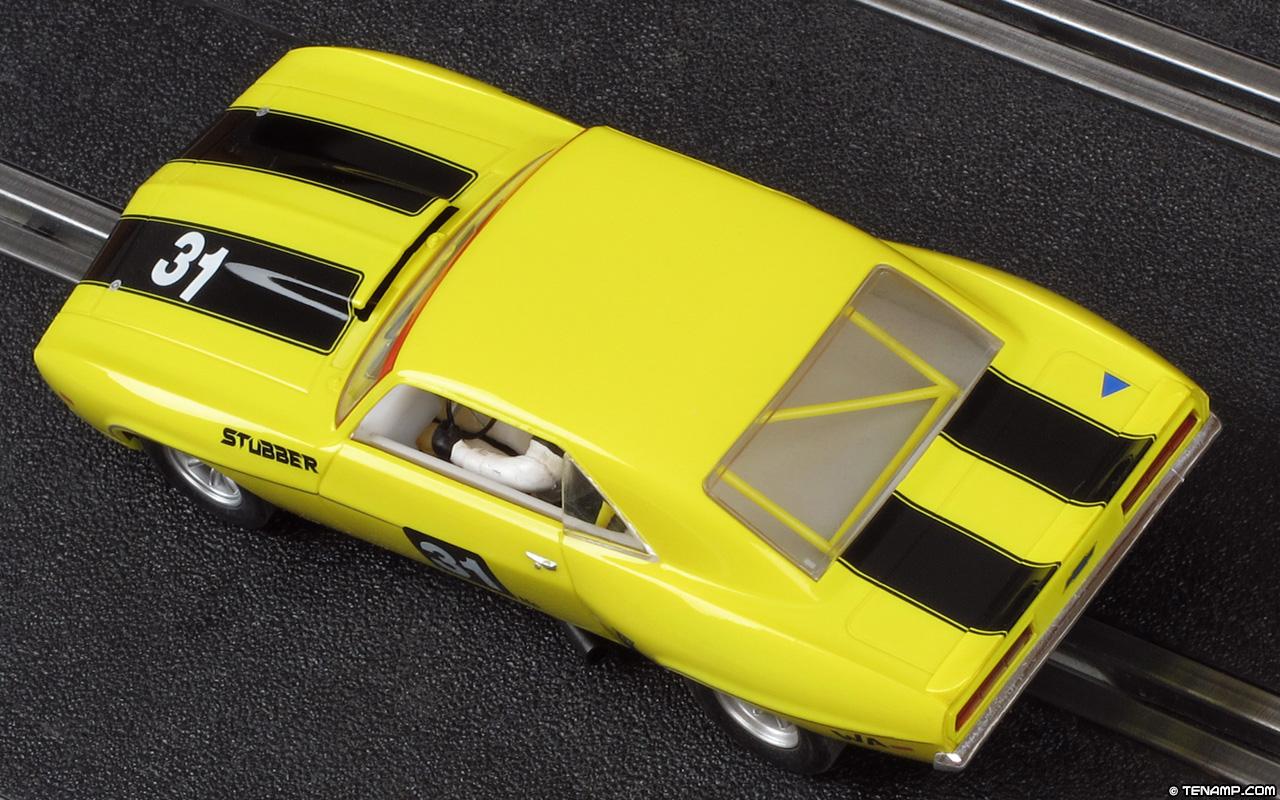 Scalextric C2759 1969 Chevrolet Camaro 31 Paul Stubber