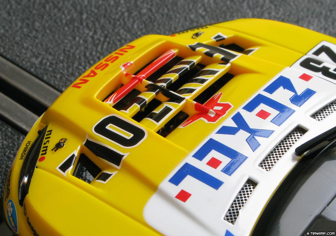 Scalextric C2801 Nissan Skyline Gtr 23 Pennzoil Zexel