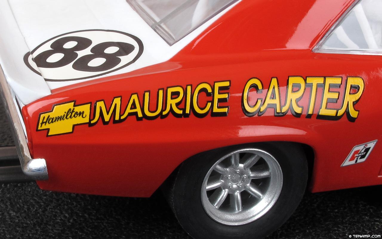 Chevrolet Camaro 1969 >> Scalextric C2891 - 1969 Chevrolet Camaro #88 Maurice Carter 1970