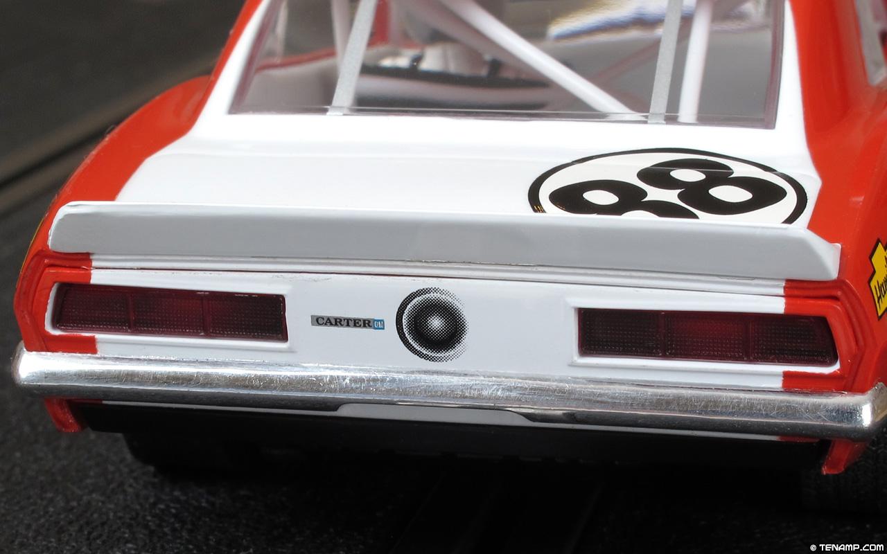 Scalextric C2891 - 1969 Chevrolet Camaro. #88, Maurice Carter, Trans ... Chevrolet