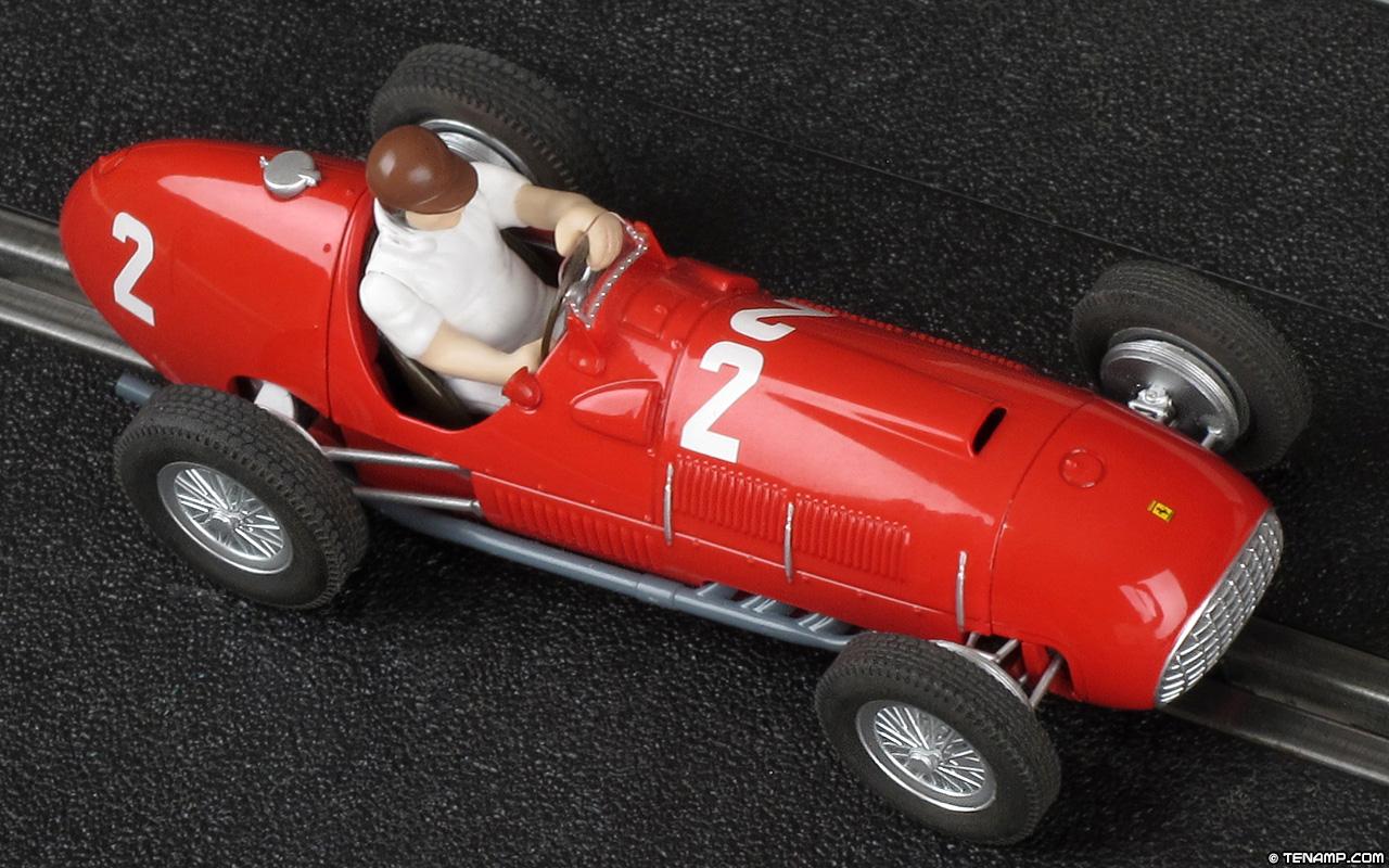 Scalextric C2915 Ferrari 375 F1 2 Alberto Ascari 1950