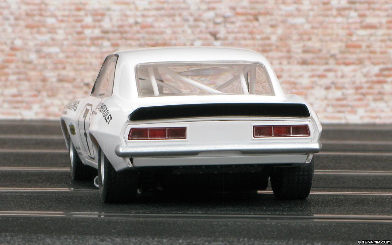 Chevrolet Camaro 1969 >> Scalextric C3221 Chevrolet Camaro - #7 Todco Racing 1969