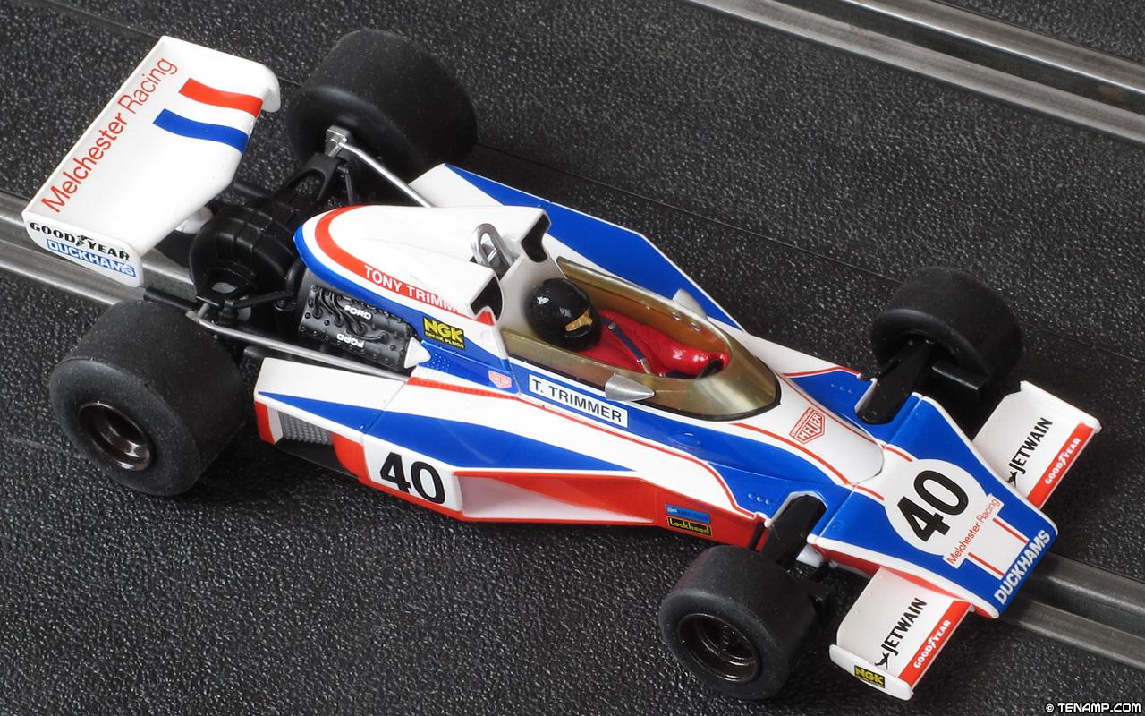 Scalextric C3414a Mclaren M23 Tony Trimmer British Gp 1978
