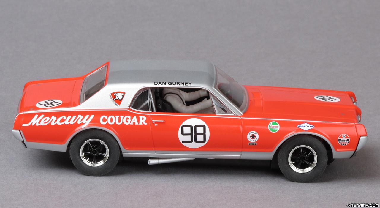 Scalextric C3418 Mercury Cougar
