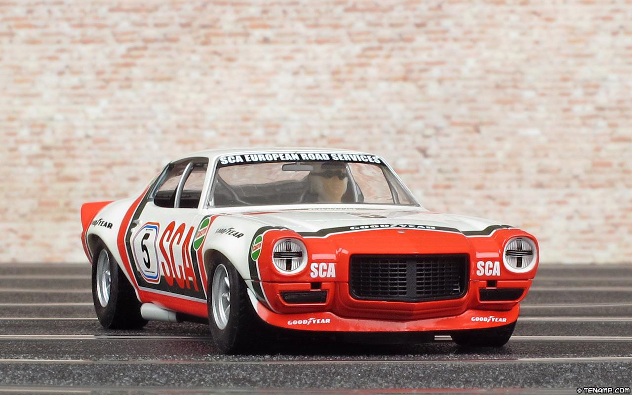 Scalextric Camaro Scalextric C3106 Chevrolet Camaro Z28