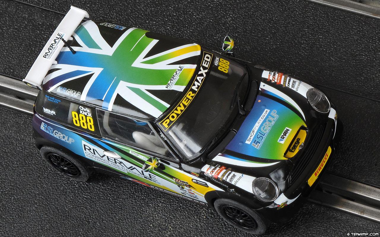 C3606 BMW MINI Cooper S - #888 Rivervale. Chris Knox, Champion, MINI ...