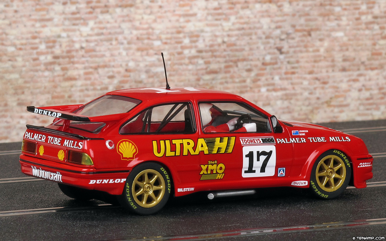 Scalextric C3740 Ford Sierra Rs500 17 Shell Ultra