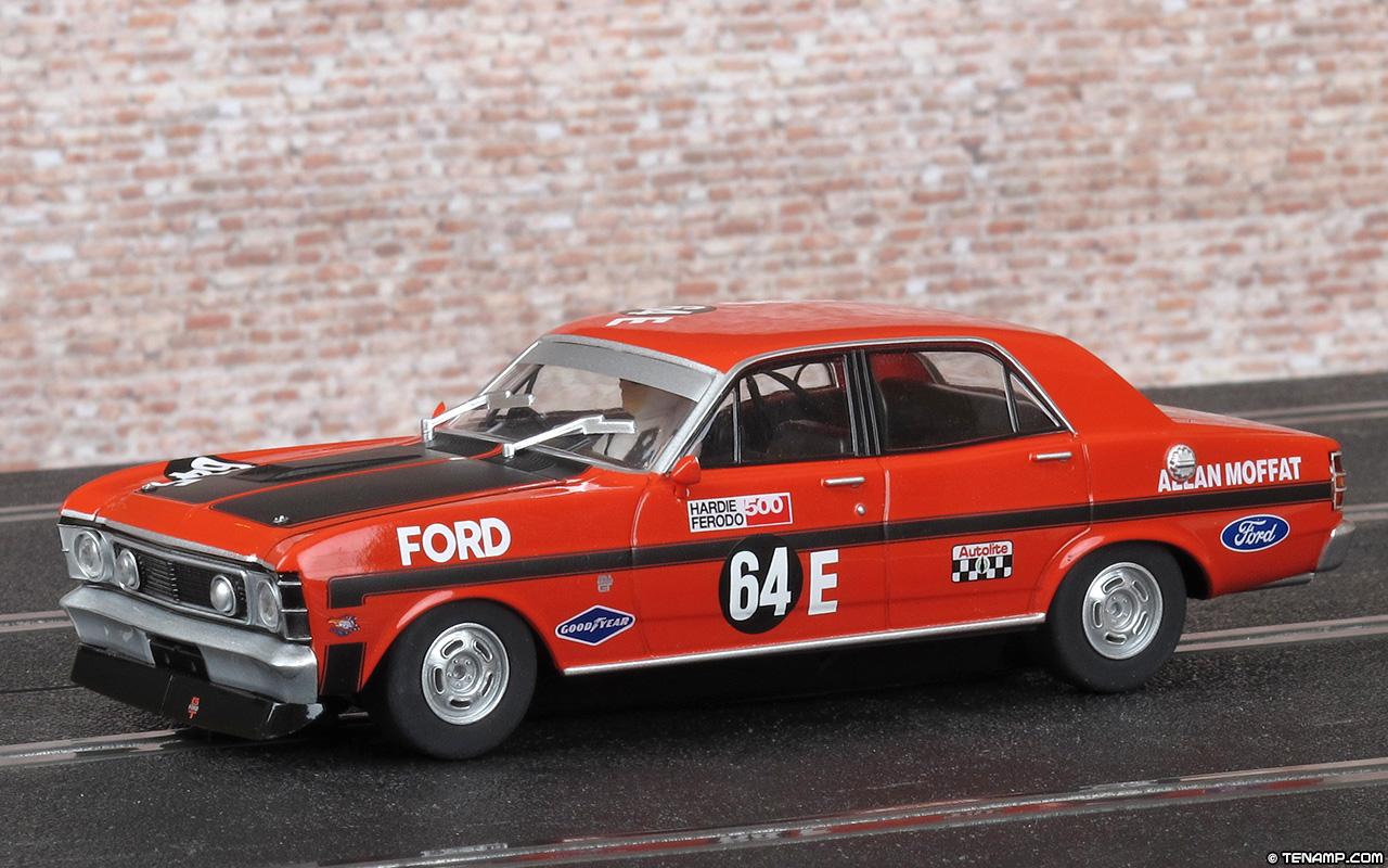 Scalextric C3872 Ford Xw Falcon Gt Ho Allan Moffat