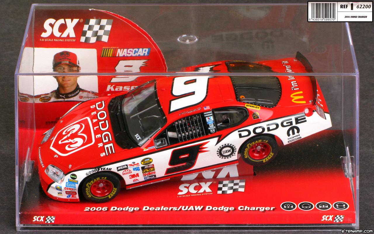 Scx 62200 Dodge Charger 9 Dodge Dealers Kasey Kahne 2006