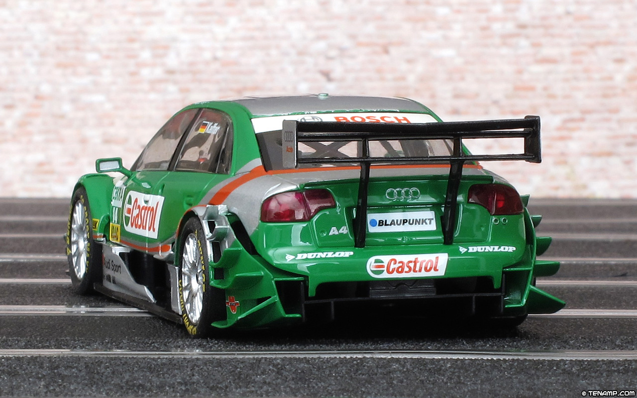 SCX 62930 Audi A4 DTM - #14 Castrol. DTM 2006, Pierre Kaffer