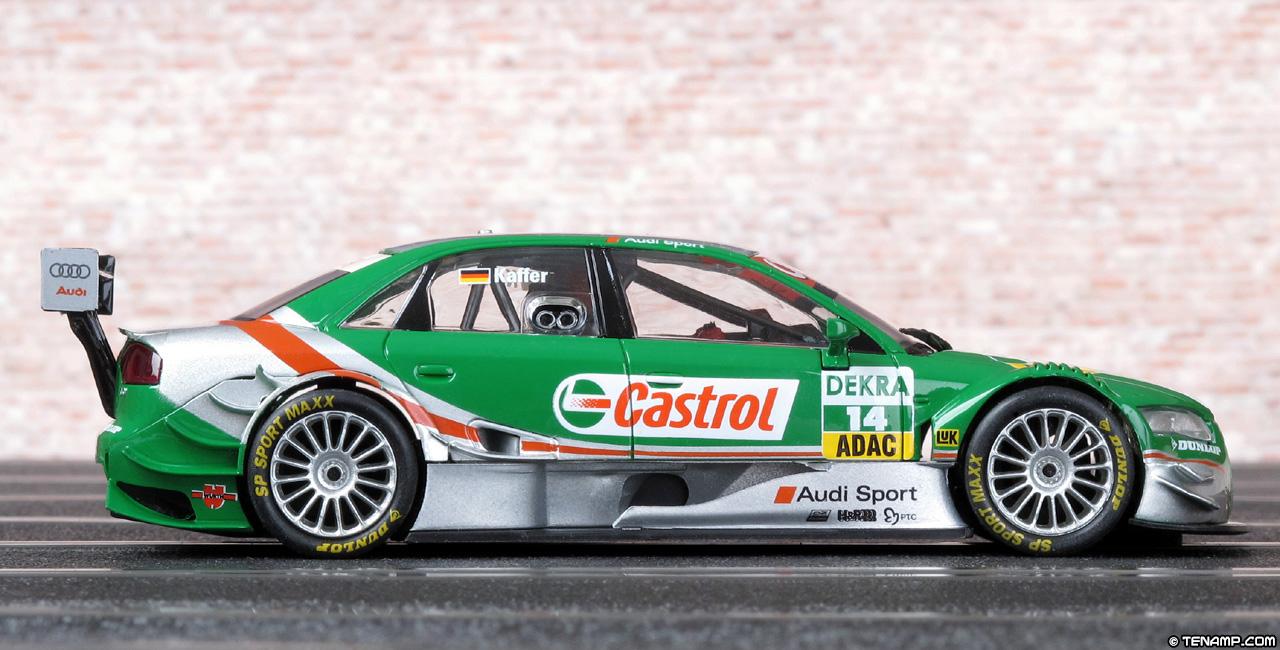 Scx 62930 Audi A4 Dtm 14 Castrol Dtm 2006 Pierre Kaffer