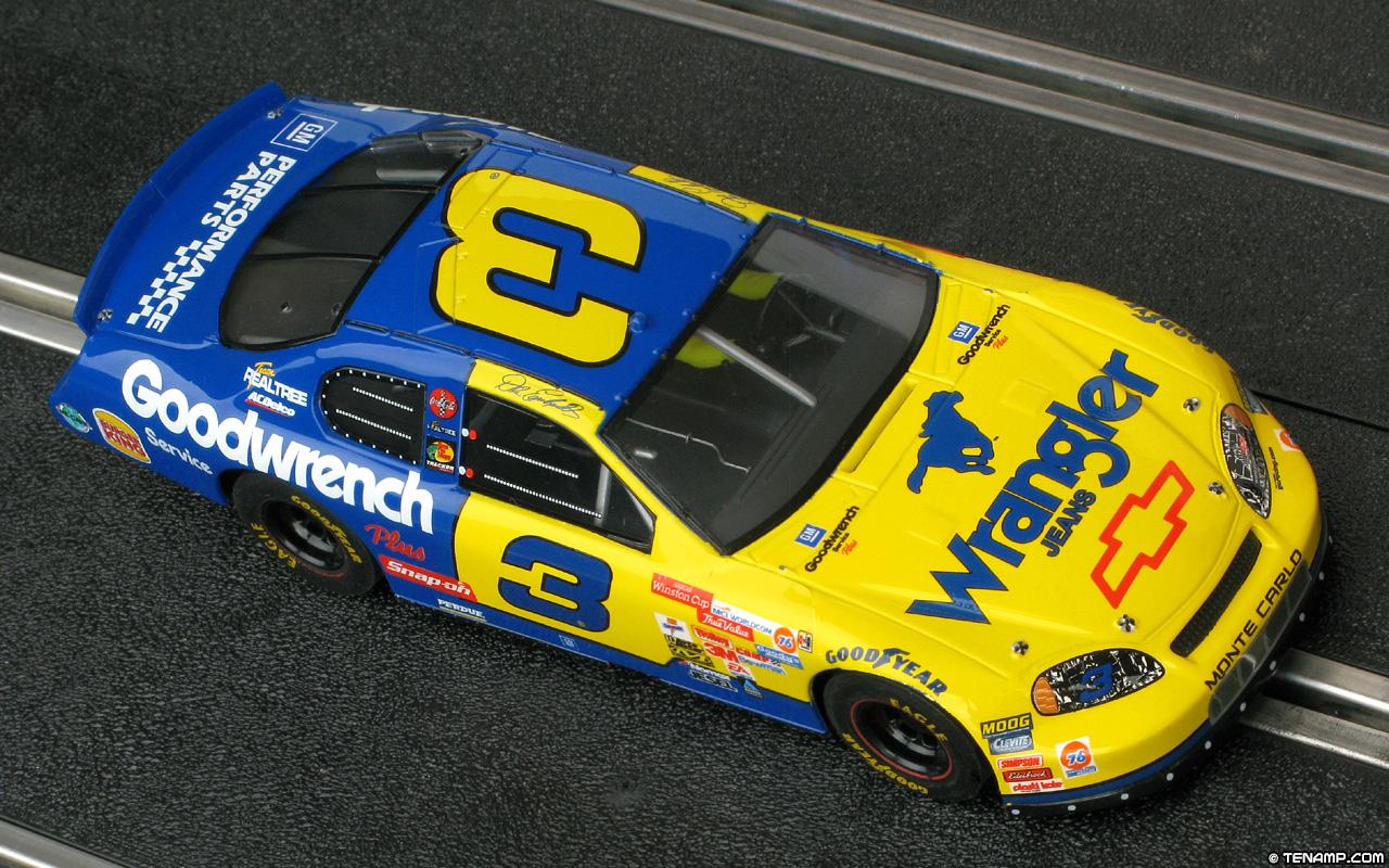 Scx 63350 Chevrolet Monte Carlo 3 Wrangler Jeans Goodwrench