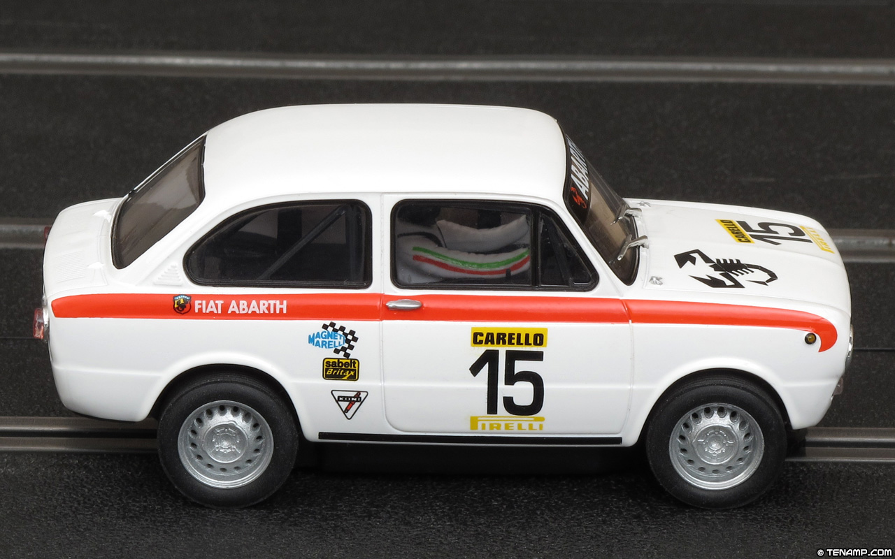 Scx 64550 Fiat 850 Abarth 15 Carello