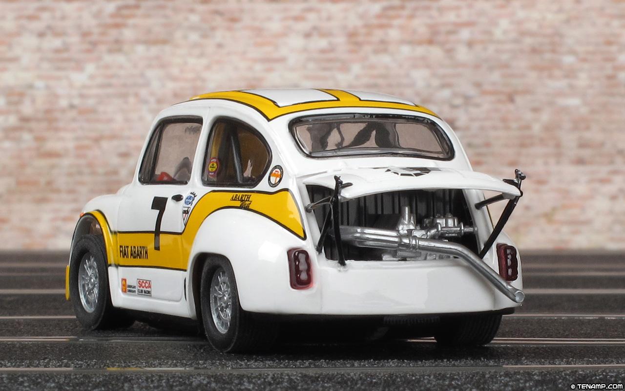 SCX A10121X300 - 1967 Fiat Abarth 1000 Berlina Corsa. No7 - 04