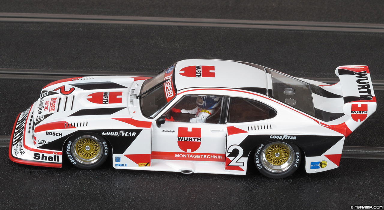 sideways sw14 ford zakspeed capri 2 w rth k ludwig. Black Bedroom Furniture Sets. Home Design Ideas