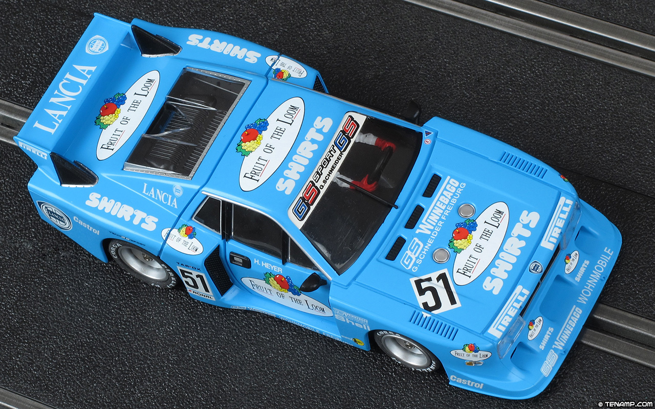 Sideways SW18 Lancia Beta Montecarlo Gr5 - #51 Fruit of ...