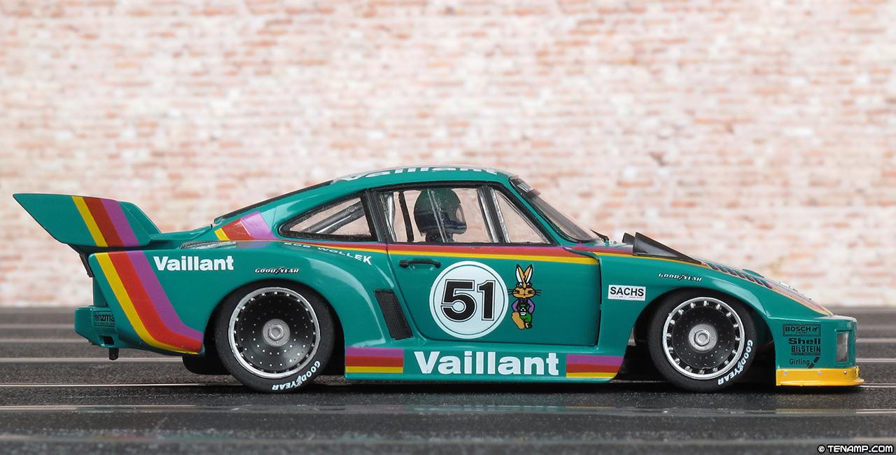 Sideways Sw33 Porsche Kremer 935 K2 51 Vaillant