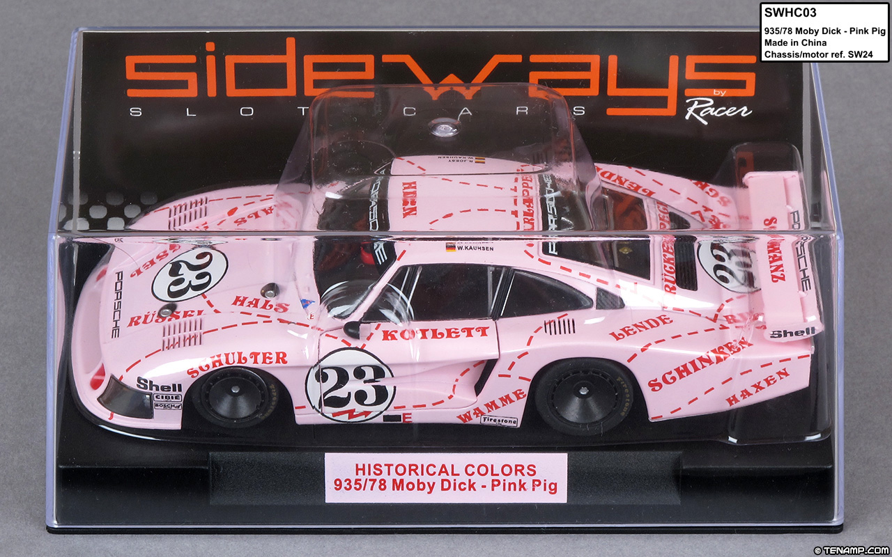 Sideways Porsche 935 pink Pig neuve dans la boîte Sideways-swhc03-porsche-935-78-moby-dick-pink-pig-09