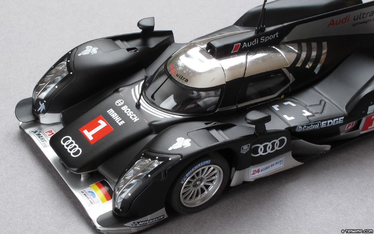 Slot It Ca24b Audi R18 Tdi 1 Dnf Le Mans 24hrs 2011