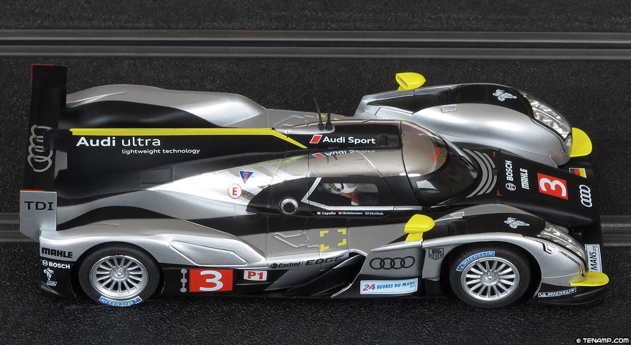 Slot It Ca24c Audi R18 Tdi 3 Dnf Le Mans 24 Hours 2011