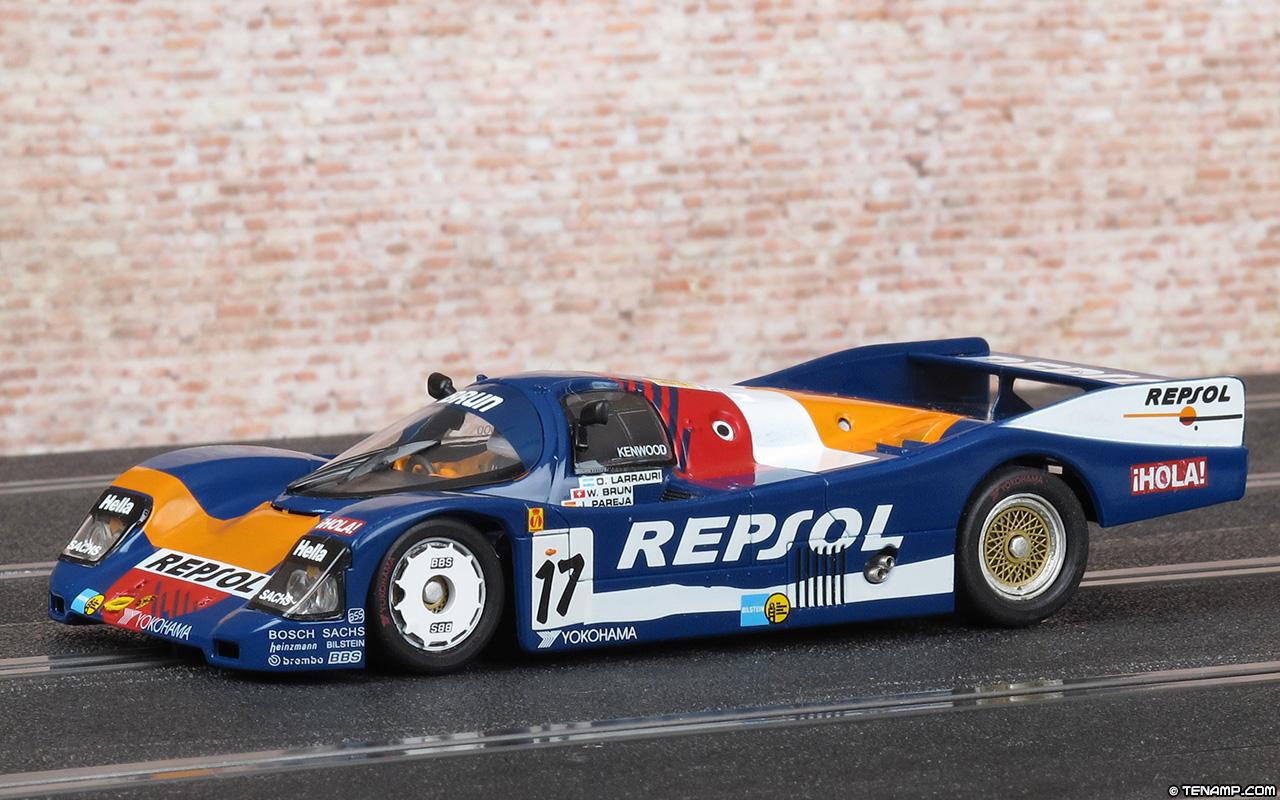 Slot It Sica03b Porsche 962c 17 Repsol Le Mans 24hrs 1989