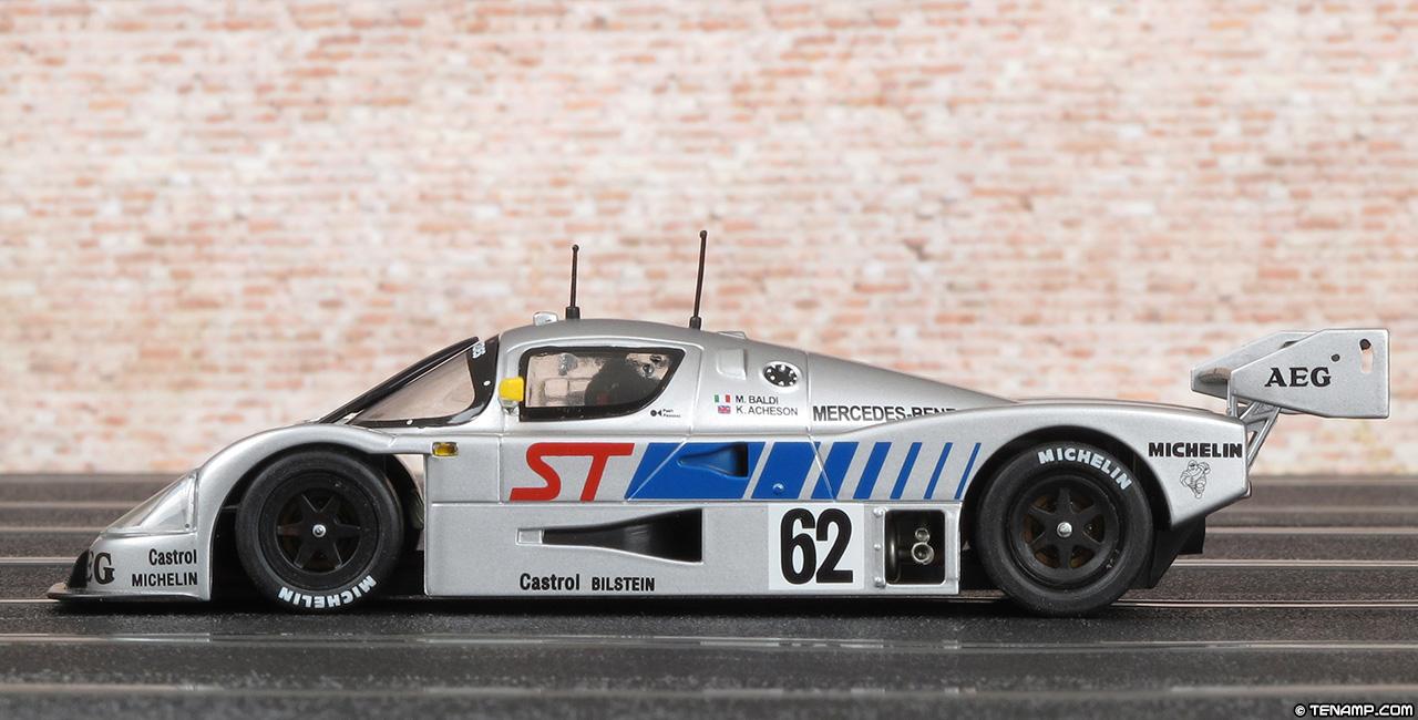 Slot It Ca06c Sauber Mercedes C9 62 St Aeg Suzuka 1989