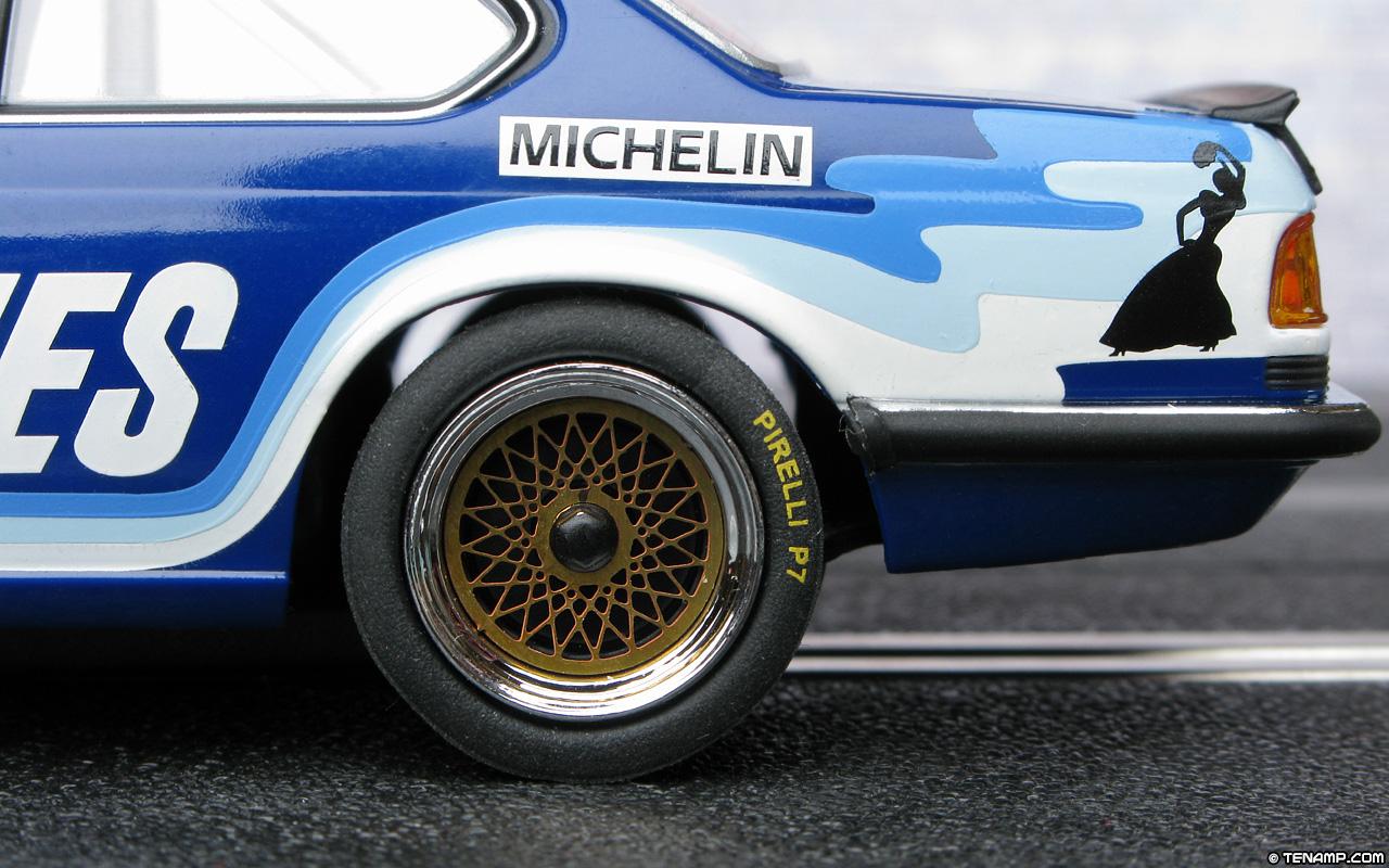 Bmw I >> Spirit 0801702 BMW 635 CSi - #25 Gitanes. Spa 24 Hours 1983