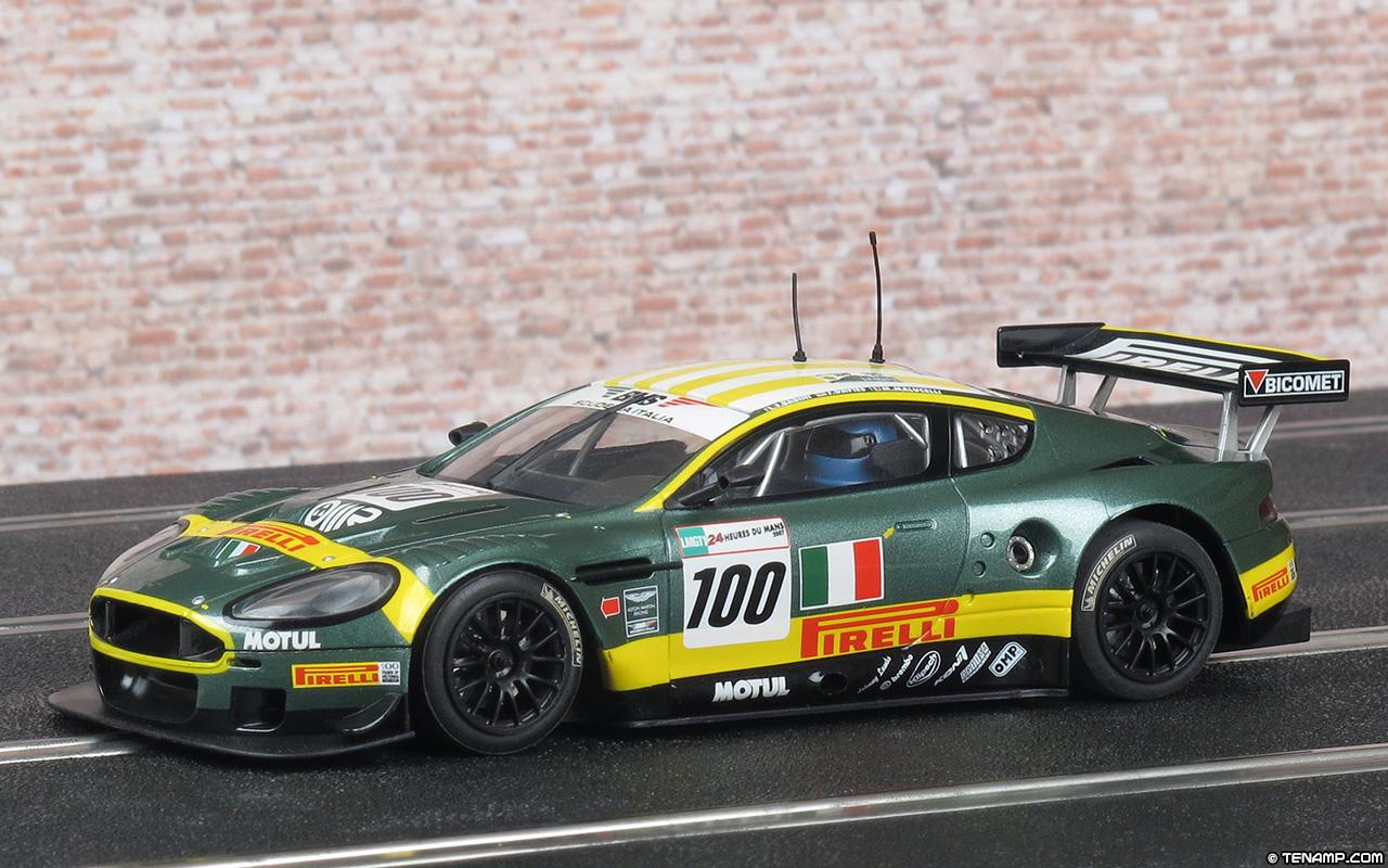 Superslot H2959 Aston Martin Dbr9 Bms Scuderia Italia Le Mans 2007